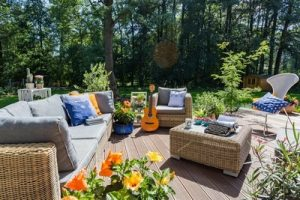 Aménager un petit jardin pour une ambiance cosy